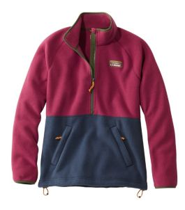 Women's Mountain Classic Colorblock Fleece Pullover