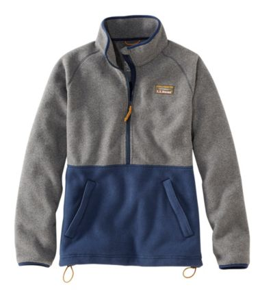 Mountain Classic Colorblock Fleece Pullover