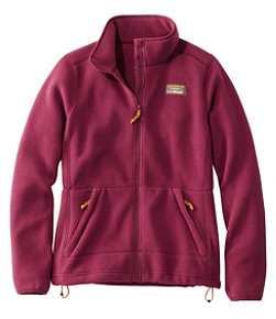 Women's Mountain Classic Fleece Jacket