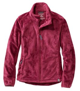 Women's Luxe Fleece Jacket