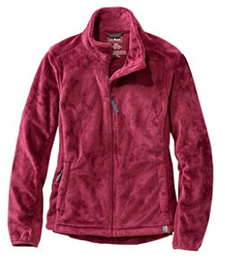 Women's Luxe Fleece Jacket