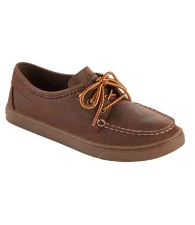 Campside Blucher Mocs