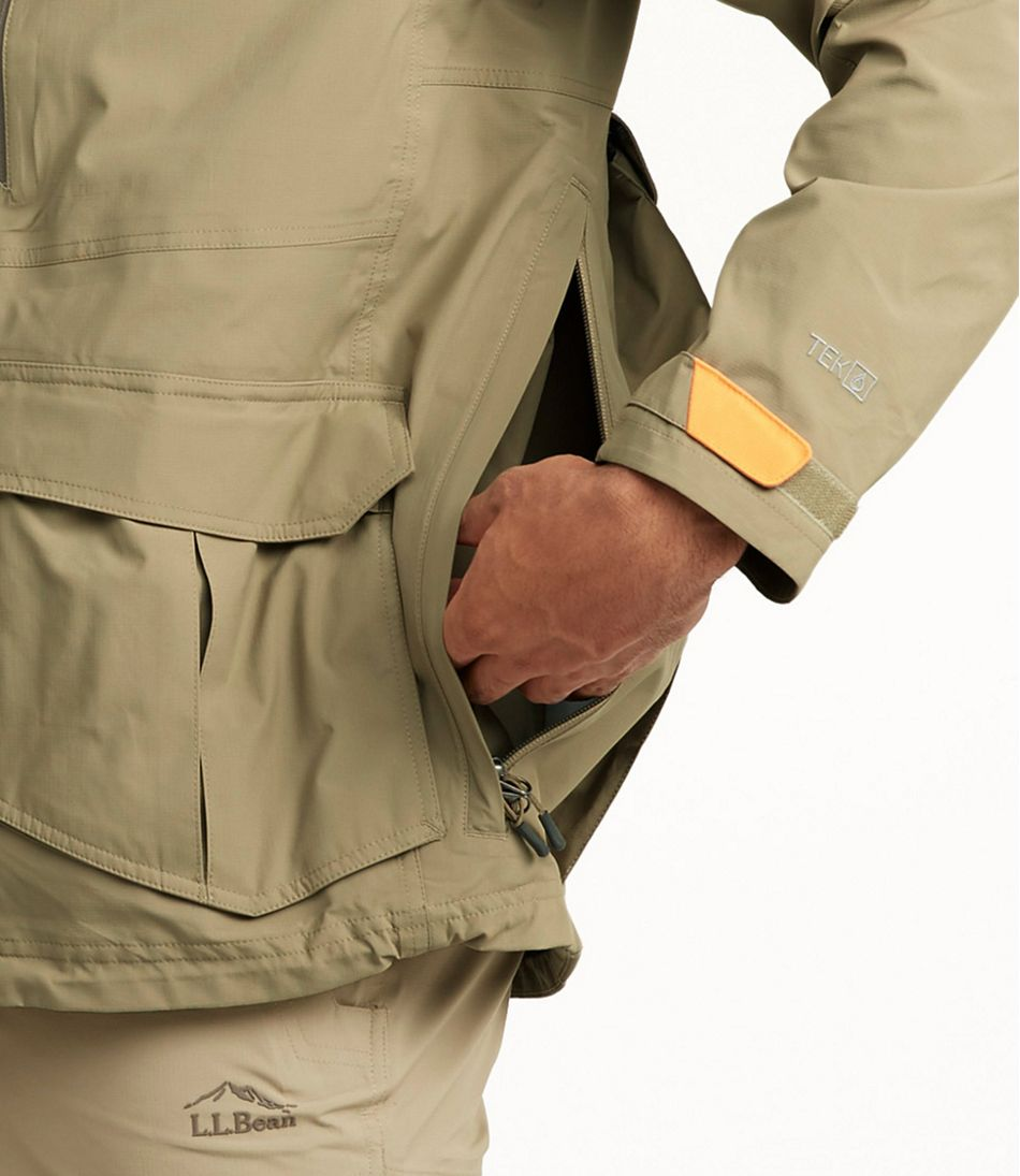 Men's Tek Upland Waterproof Jacket