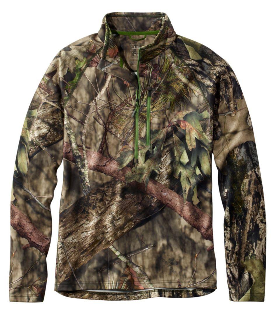 Men's Ridge Runner Hunter's Pullover, Camouflage