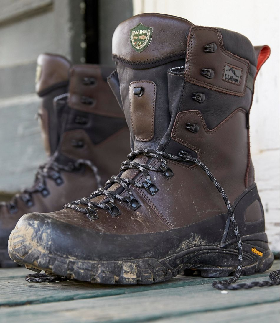 651c358c0fc Men's Maine Warden's Hunting Boots