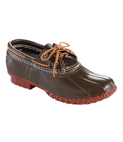 Men's L.L.Bean Boots, Two-Eye Boat Gumshoes