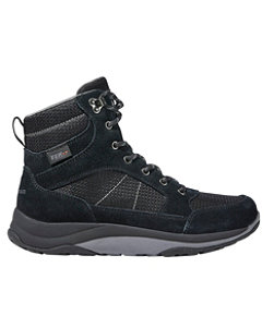 Men's Snow Sneaker, Mid Lace-Up