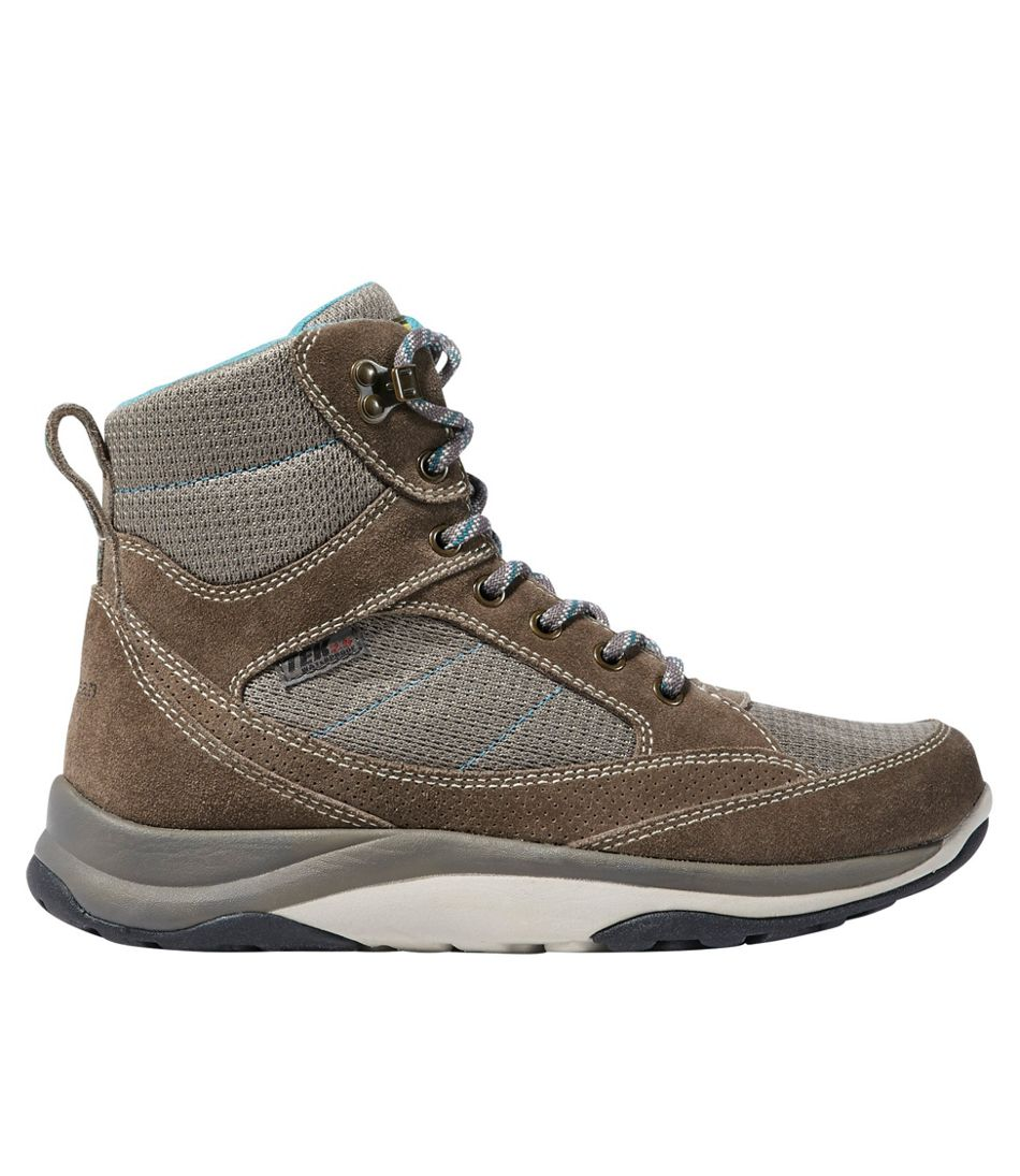 Women's Snow Sneakers, Mid Lace-Up