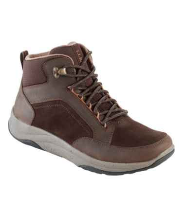 Traverse Trail Sneakers, Leather/Suede