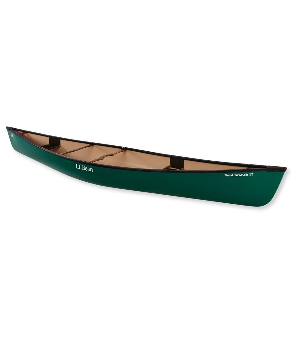 L.L.Bean West Branch Canoe, 17'