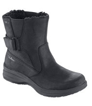 North Haven Leather Ankle Boots