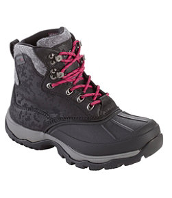 Women's Storm Chaser Boots, Mesh Lace-Up