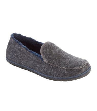 Men's Mountain Slipper, Wool