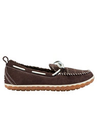 Women's Mountain Slipper Moc, One-Eye Plaid
