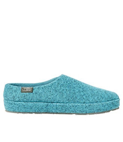 Sweater Fleece Slipper Scuff