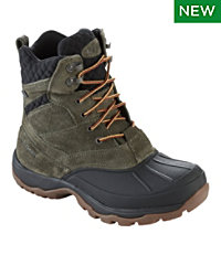 Men's Storm Chaser Suede Boots, Lace-Up