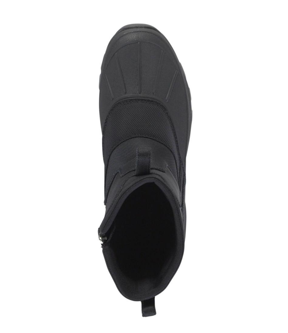 Men S Storm Chaser Side Zip Boots Ballistic Mesh