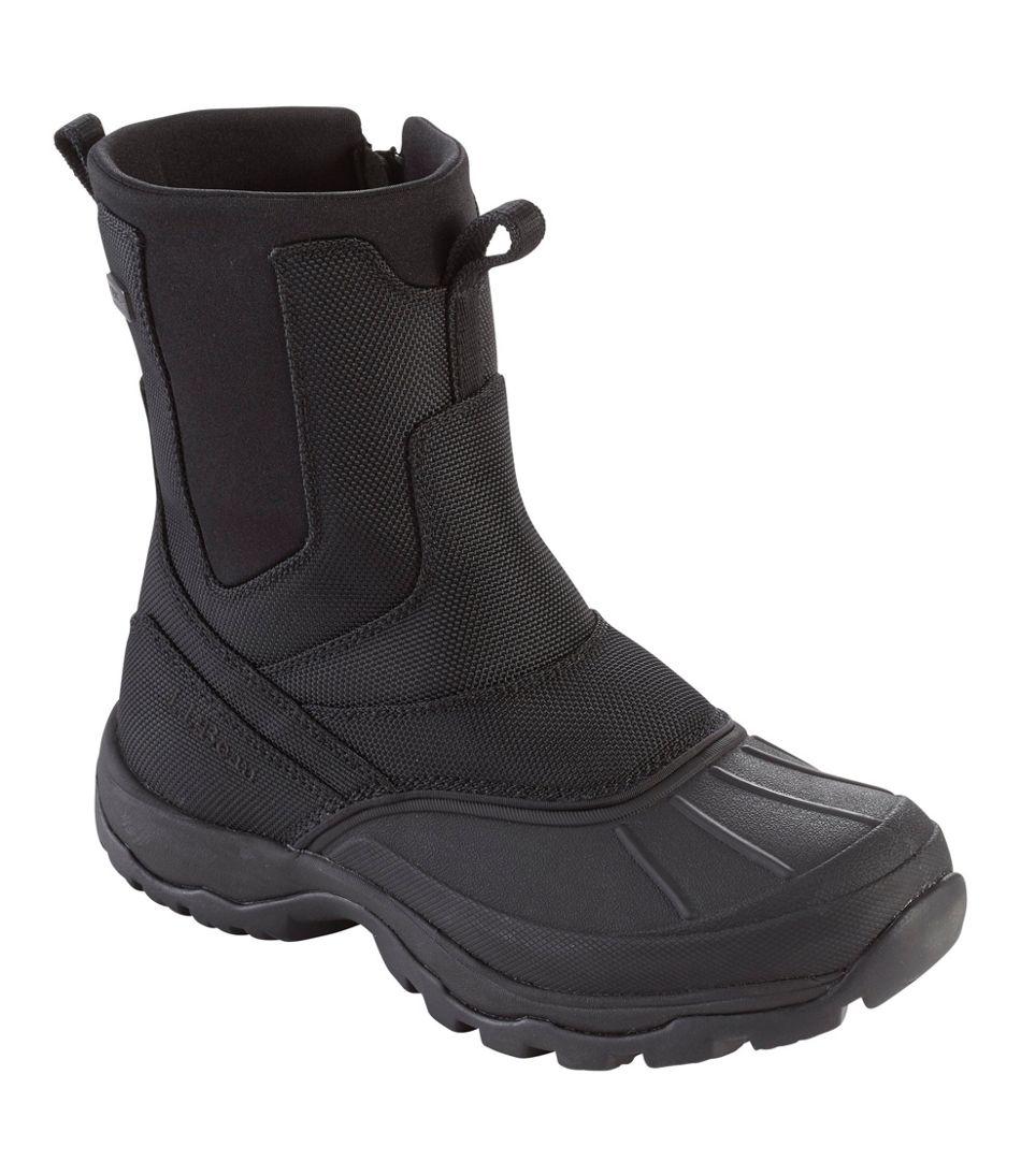 Men's Storm Chaser Side-Zip Boots, Ballistic Mesh