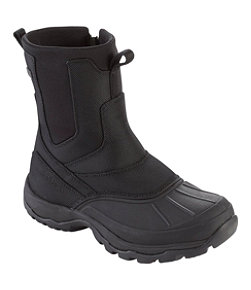 Storm Chaser Side Zip-Boots, Ballistic Mesh