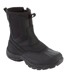 Men's Storm Chaser Side Zip-Boots, Ballistic Mesh