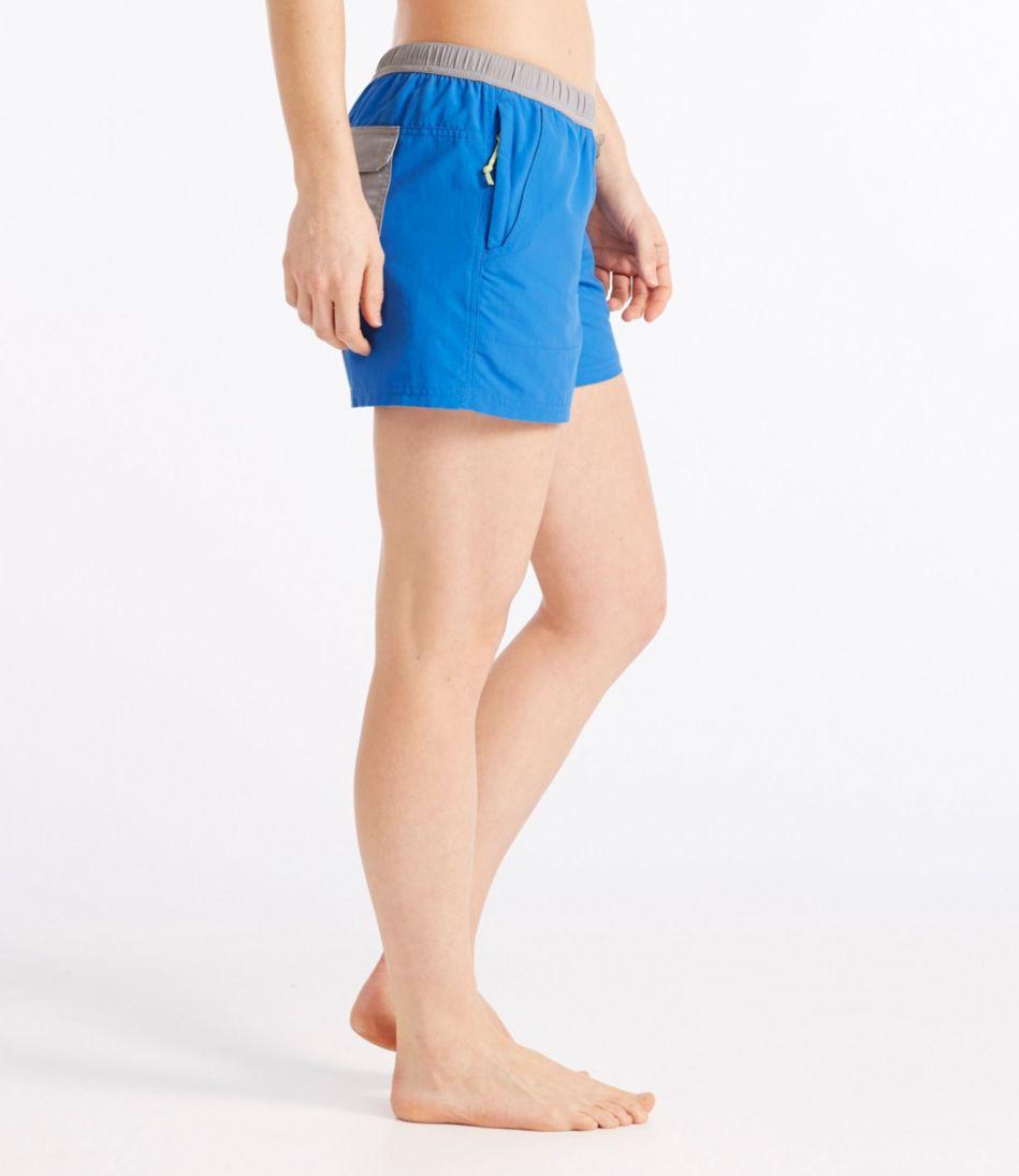 Packable Stowaway Shorts, Colorblock