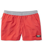 Packable Stowaway Shorts, Colorblock