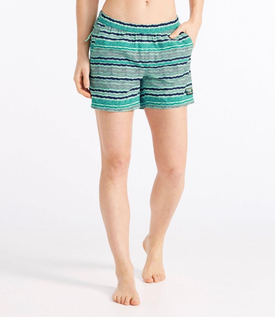 Packable Stowaway Shorts, Print
