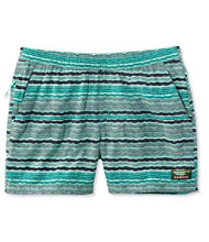 Packable Stowaway Shorts, Print