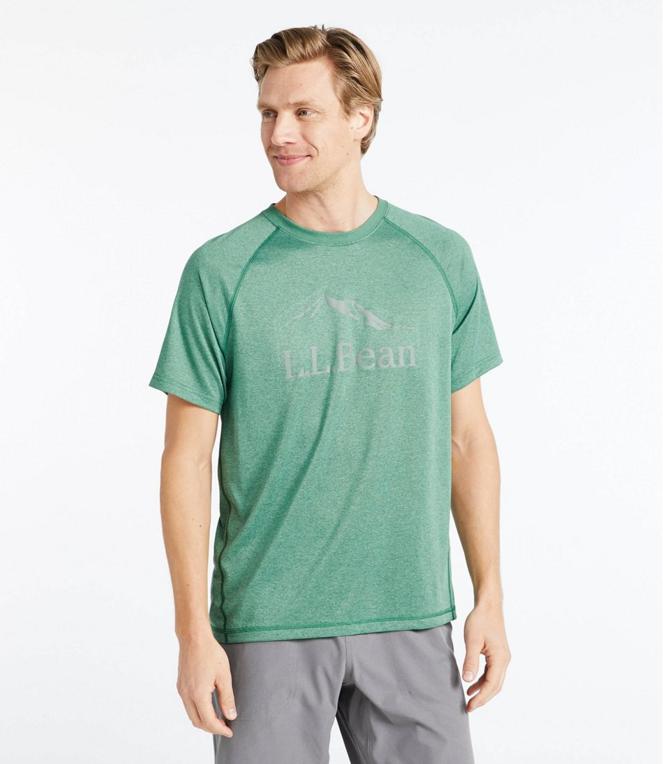 Bean's Trail Tee, Reflective Graphic