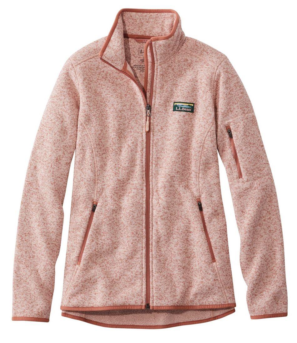 L.L.Bean Sweater Fleece Full-Zip Jacket