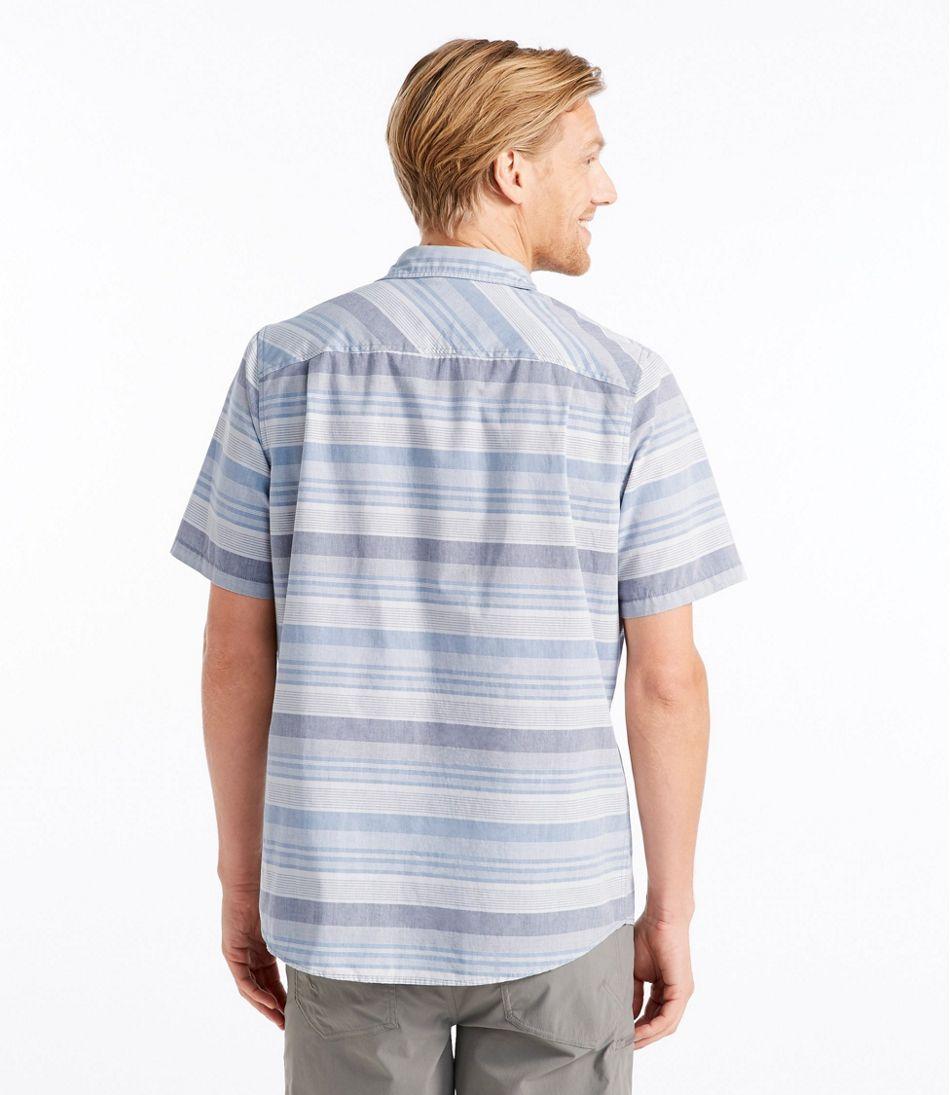 Otter Cliff Shirt, Short-Sleeve Stripe