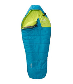 Kids' Adventure Sleeping Bag, Mummy 25°