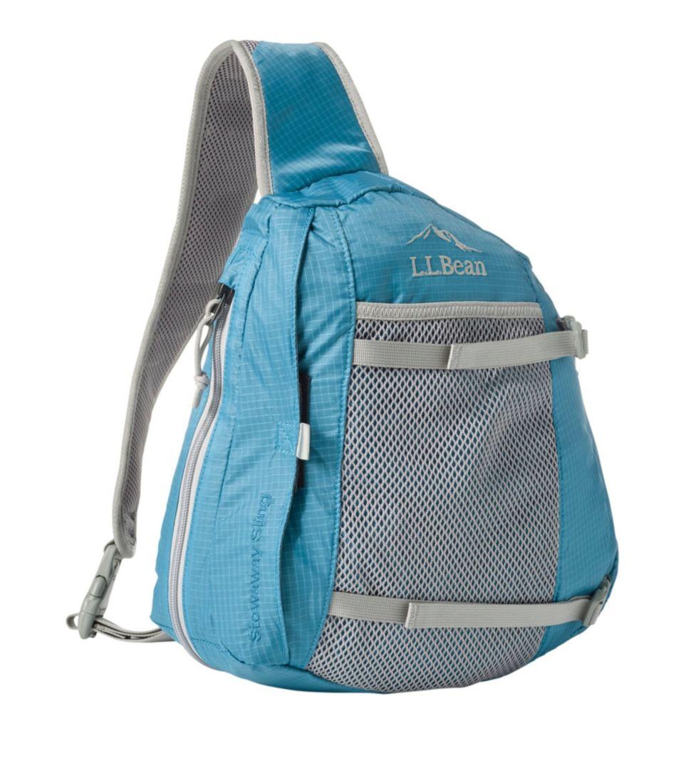 L.L.Bean Stowaway Sling Pack