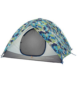 Adventure Dome 4-Person Tent, Print