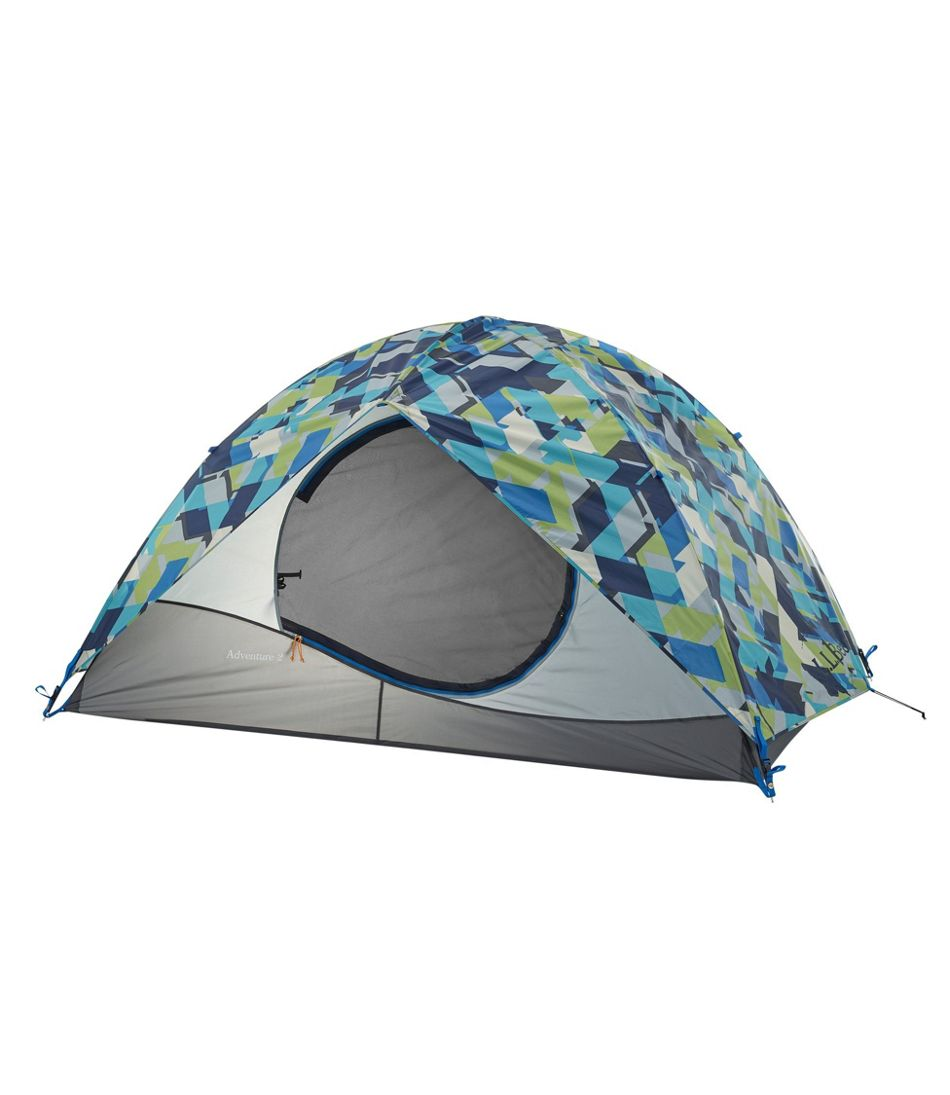 Adventure Dome 2-Person Tent, Print