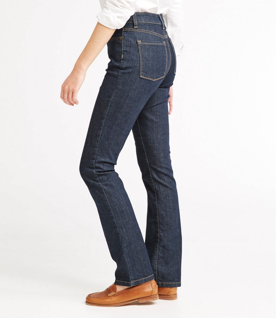 Women's True Shape Jeans, Classic Kick Boot