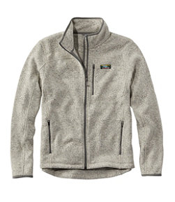Men's L.L.Bean Sweater Fleece Full-Zip Jacket