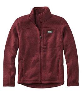Men's L.L.Bean Sweater Fleece Full-Zip Jacket