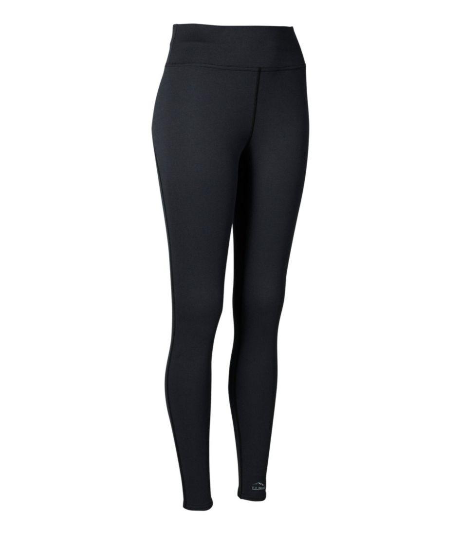Women's L.L.Bean Midweight Base Layer Pants