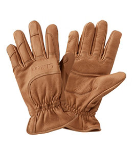 Men's Deerskin Gloves