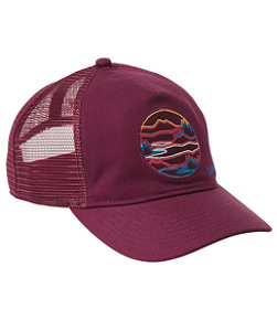 Graphic Trucker Hat