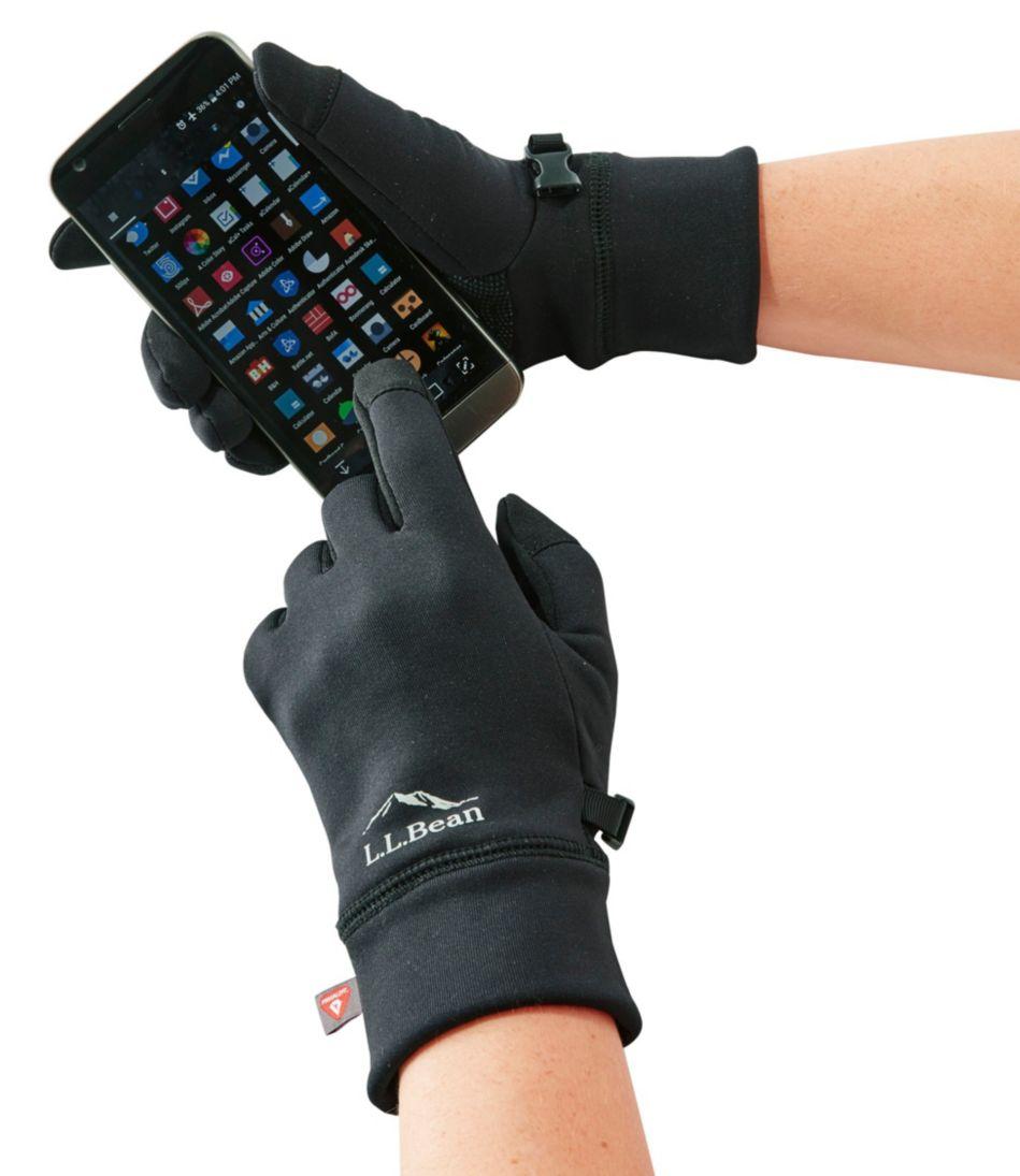 Women's Primaloft Therma-Stretch Fleece Gloves