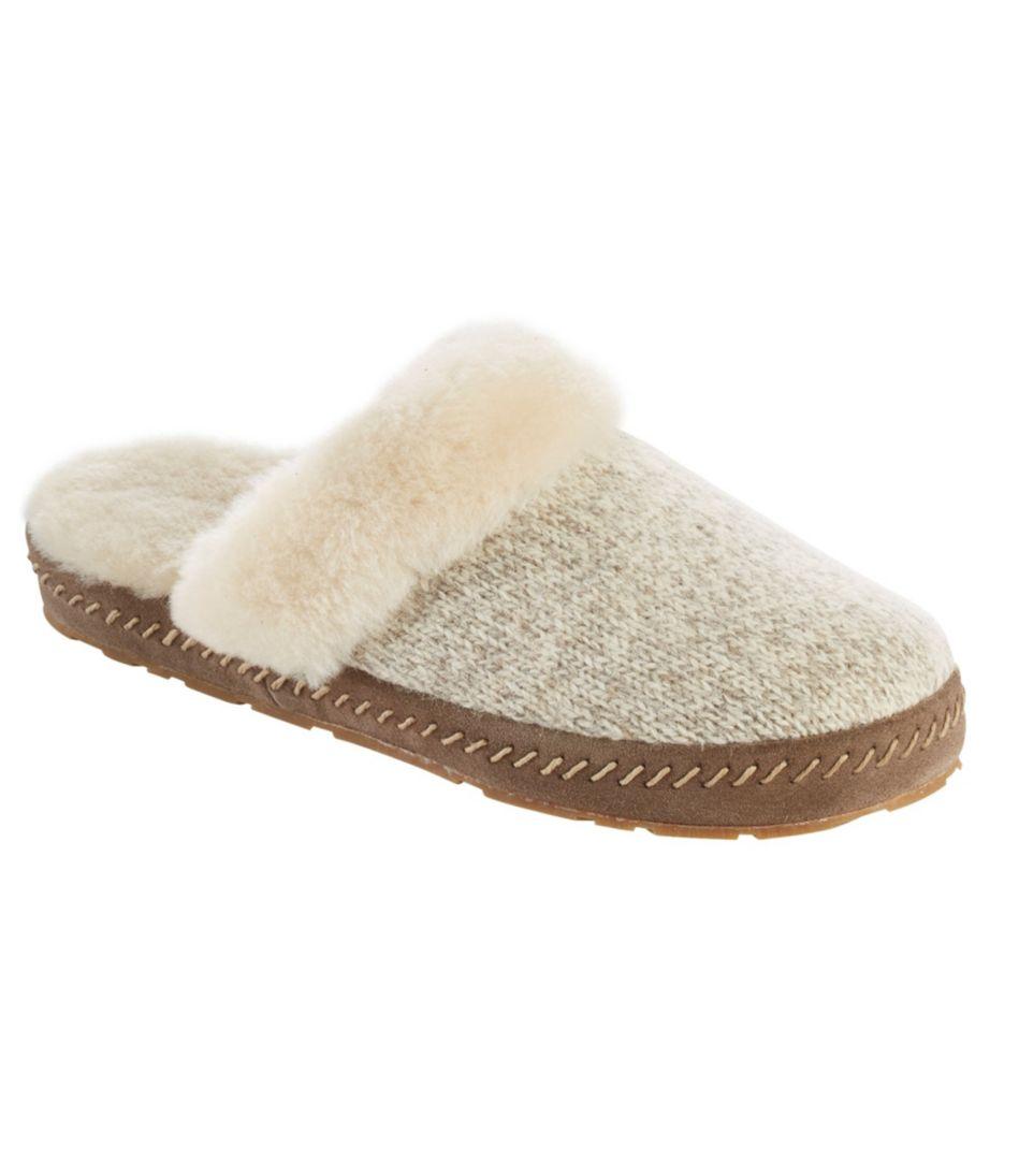 Women's Wicked Good Slipper Slide, Ragg Wool