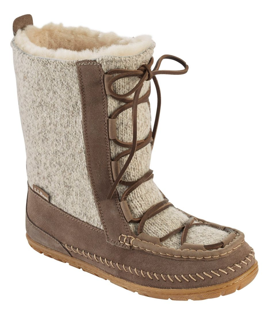 Women's Wicked Good Lodge Boot, Ragg Wool