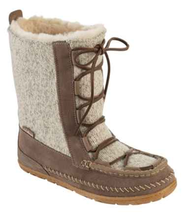 Wicked Good Lodge Boot, Ragg Wool