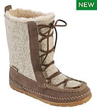 Wicked Good Lodge Boot Ragg Wool