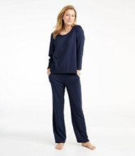 934be2edb4515 Organic Supersoft Shrink-Free Pajama Set