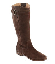Women's Westport Boots, Tall Oil Suede