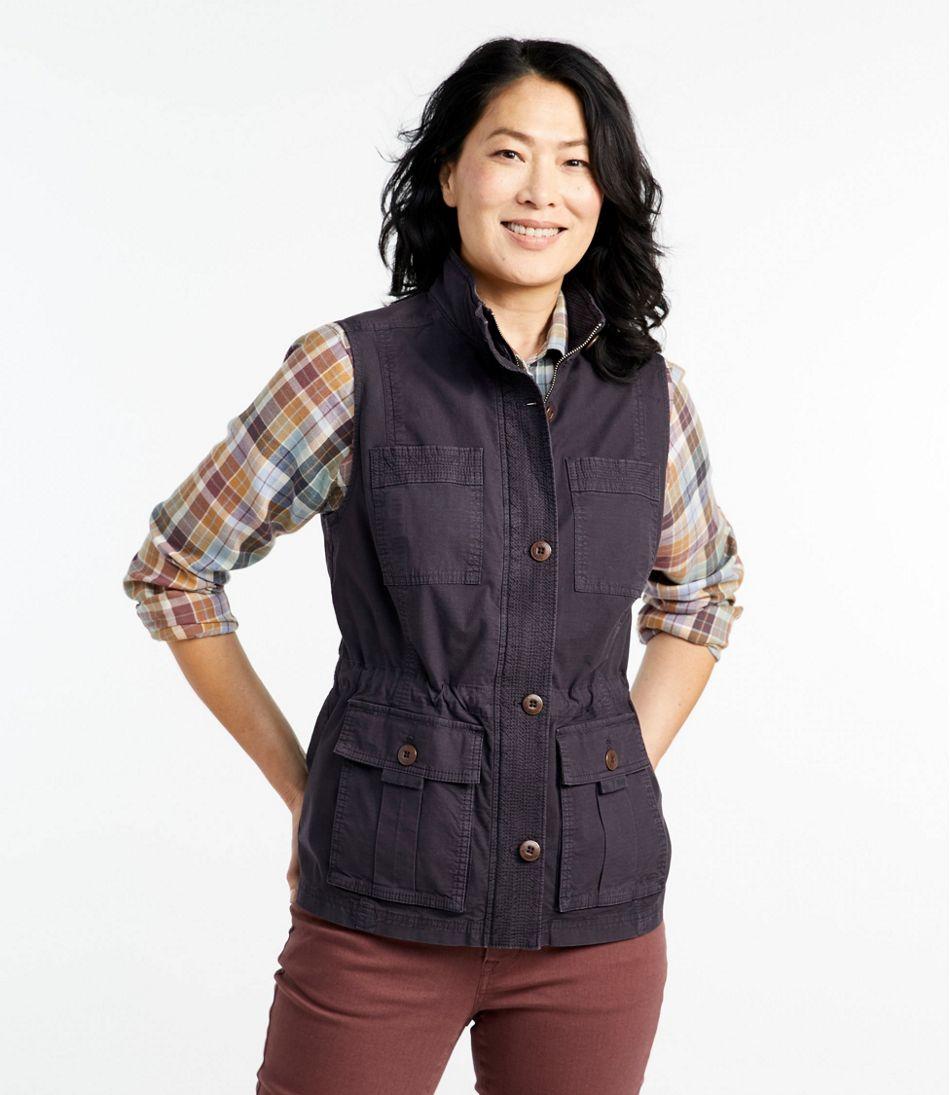 Women's Ripstop Field Vest