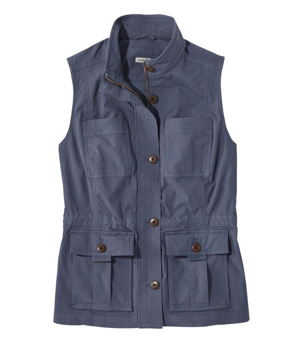 Ripstop Field Vest